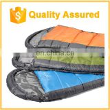 Outdoor travel camping nylon compact portable cheap compact sleeping bag