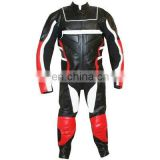 HMB-2114A MOTORCYCLE BIKER LEATHER JACKETS SUITS RIDING WEARS
