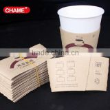 Paper <b>cup</b> <b>sleeve</b> for <b>hot</b> drink