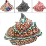 3 in 1Soft rayon custom stretchy baby carseat cover canopy