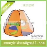 made in china pop up children tent toys