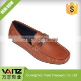OEM ODM Production Latest Version PU Leather Cheap Men Loafer Shoes Casual Shoes