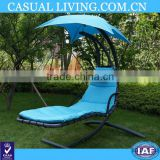Luxury Outdoor Swing Chaise Lounge Patio Furniture