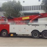 JZZ5311TQZ 10Ton china Heavy duty Howo torator tow towing wrecker truck manufacturer for sale