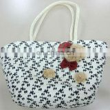 fashion lady summer straw bag