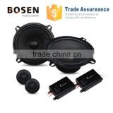 professional car component audio speaker high sensity in 6.5 inch
