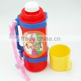 2016 new product plastic drinking water bottle for kids