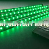 Wireless Remote/Music/Voice Control Car RGB LED <b>Neon</b> <b>Interior</b> Light Lamp Strip Decorative <b>Lights</b> 2 Styles For Choose