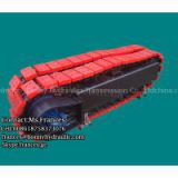 3 ton rubber crawler track undercarriage