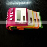 Promotional gift Solar Powered 8 Digit 20 Button Soft Silicone Flexible Calculator