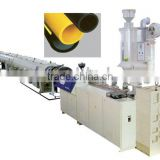 Prestressed Plastic (HDPE) Corrugated Pipe Extrusion Line
