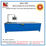 WG-108 Multi-Angle CNC Tube Bending Machine