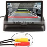 3.5inch TFT LCD On-dashboard Monitor flip open monitor for car car monitor