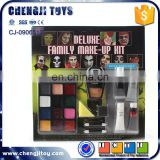 Colorful family beauty set halloween face paint kit for kids