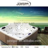 Best Selling whirlpool bathtub for babies,portable pedicure spa tub,liquid acrylic swim spa