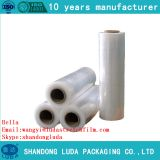 Environmentally friendly machine LLDPE packaging stretch film roll