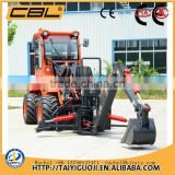DY840 840kg mini skid steel construction trucks for sale