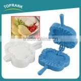Toprank High Quality Cartoon Butterfly Shaped Plastic Sandwich Crust Cutter Bread Mold Cutter Bento Lunch Sandwich Cutter Mold