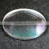 Mineral glass lens 1.80 1.90
