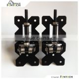 Made in China Fentech High Quality Adjust Self Closing Stainless Steel Spring Hinge