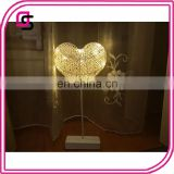 Hot sale fashion night lamp heart & star shape lamp night light