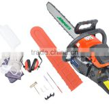 2015 Newest 52cc gasoline chain saw 5200