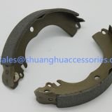 Brake shoes for Sylphy auto car,Asbestos free,good quality steel