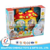 Hot sales plastic funny language electric baby machine learning