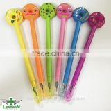 Cheap Multi Color Cute Advertising Pen For Promotion Gift