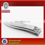 big size stainless steel nail clipper with customized logo