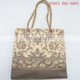 Custom Fashion Printed Recycle Paper gift bag