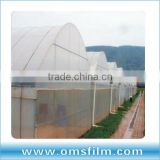 UV protection greenhouse plastic film for Agriculture, Horticulture and Hydroponics system