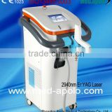 Skin care laser Er Yag fractional laser medical laser medical equipment by china manufacturer shanghai med apolo