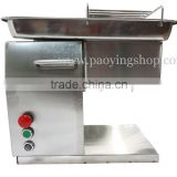 250KG/H Stainless Steel 2.5mm-25mm Customized Blade 110v 220v Electric Industrial Fresh Meat Cutter