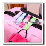 Travel portable luggage belt ,digital lock luggage belt for wholesale
