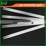new design Disposable Bamboo Chopsticks with paper wrapped with custom logo