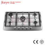 Jiaye Group Stainless steel gas hob/86cm kitchen gas stove/Built in 5 burner gas cooker JY-S5081