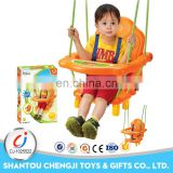 Funny sport toys outdoor plastic indoor kids swing chair