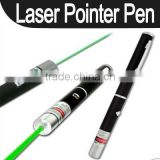 Powerful Green Laser Pointer Pen Beam Light--5mW NEW