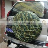 camouflage waterproof spare tire cover