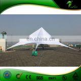 Dia 16m Large Outdoor Star White Tent For Trade Show