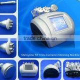 Ultrasound Weight Loss Machines The Best 2014 Portable Cavitation Multi-RF Slimming Weight Loss Machines 5 In 1 Cavitation Machine