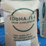 Chelate iron fertilizer Fe EDDHA 6% O-O 4.8%
