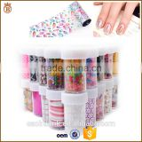 Nail art jewelry wholesale laser stickers fashion printing star nail stickers