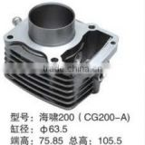 water cooled cylinder block
