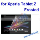 China Cheap Frosted Screen Guard for Sony Xperia Tablet Z Matte Screen Protector Film