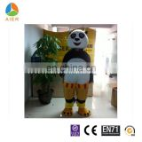 Lovely cartoon costume madagascar king julian adult cartoon costume