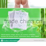 Korea detox foot patch Promote sleep Alleviate fatigue Anti-aging Ziyin Kidney foot skin care foot detox patch