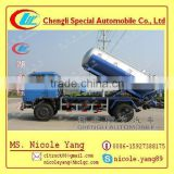dongfeng 6 ton - 10 ton Fecal Suction Truck
