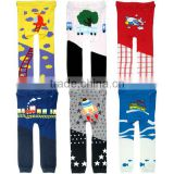 cartoon animal baby pants